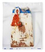 Old Salt Fleece Blanket