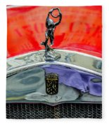 Oldtimer Prague 5 Fleece Blanket