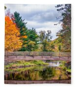 Ole Bull State Park - Pennsylvania Fleece Blanket