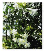 Oleander 2018 Fleece Blanket