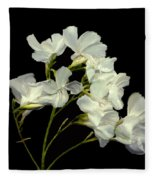 Oleander Fleece Blanket