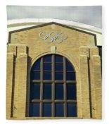 Olympic Center  Fleece Blanket
