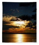Golden Moments Fleece Blanket