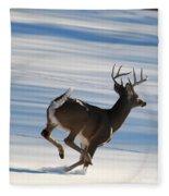 On The Run Fleece Blanket
