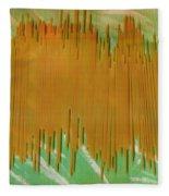 On Your Wall Popart Fleece Blanket