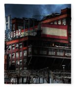 Once Upon A Time In The Sleepy Town Of Crockett California . 5d16760 Fleece Blanket