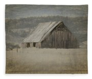 Once Upon A Time In The West Fleece Blanket