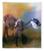 One Of God's Creatures Fleece Blanket