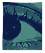 Ones Own Eye Fleece Blanket