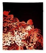 Only Love Fleece Blanket