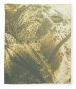 Operatic Art Fleece Blanket