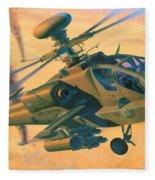Operation Apache Fleece Blanket
