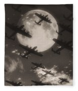 Operation Moonlight Fleece Blanket