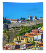 Oporto Citadel Fleece Blanket