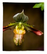 Oprah's Orchid Fleece Blanket