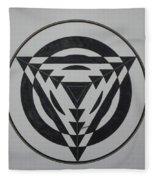Optical Fleece Blanket