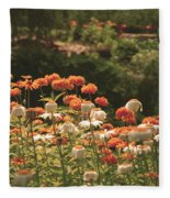 Orangeade Fleece Blanket