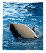 Orca 3 Fleece Blanket