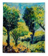 Orchard 562 Fleece Blanket