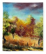 Orchard Fleece Blanket