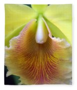 Orchid 21 Fleece Blanket