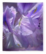 Orchid Sky Fleece Blanket