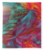 Order Of The Universe Fleece Blanket