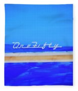 Ore Fifty Fleece Blanket