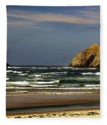 Oregon Coast 14 Fleece Blanket