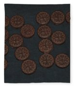 Oreo Fleece Blanket