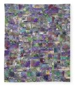 Orion's Quilt Fleece Blanket