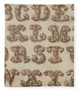 Ornamental Fleece Blanket