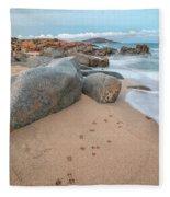 Orri Beach Fleece Blanket