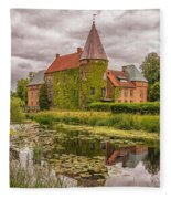 Ortofta Slott Fleece Blanket