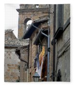 Orvieto Laundry Fleece Blanket