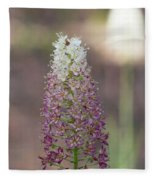 Osceola's Plume #2 Fleece Blanket