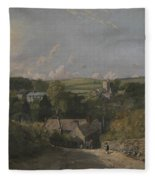 Osmington Village Fleece Blanket