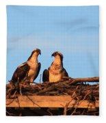 Osprey At Home Fleece Blanket