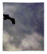 Osprey Silhouette Fleece Blanket