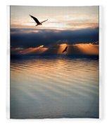 Ospreys Fleece Blanket