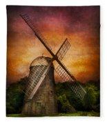 Other - Windmill Fleece Blanket
