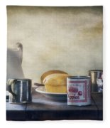 Our Daily Bread Fleece Blanket