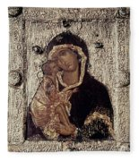 Our Lady Of Don Fleece Blanket