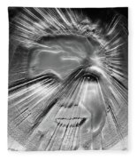 Our Souls Light The Way Fleece Blanket