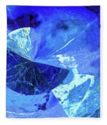 Out Of This World Abstract Fleece Blanket