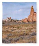 Outcroppings Fleece Blanket