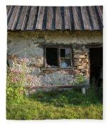 Outhouse Fleece Blanket