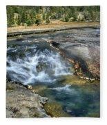 Outlet Firehole Lake Fleece Blanket