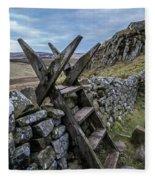 Over Ridley Common Fleece Blanket