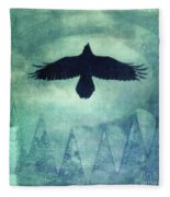 Over The Edges Fleece Blanket